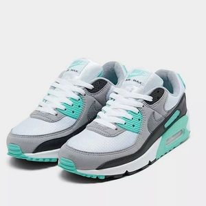 NIB Women's Nike Air Max 90 White 7.5